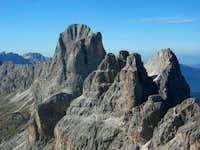West of Catinaccio di Antermoia