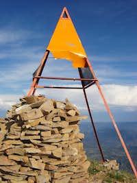 Spanish Fork Peak Summit