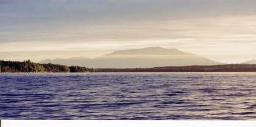 Katahdin Dawn Northtwin lake...