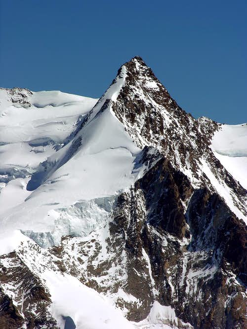 Dufourspitze (4634 m)