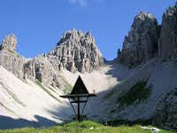 Forcella Montanaia
