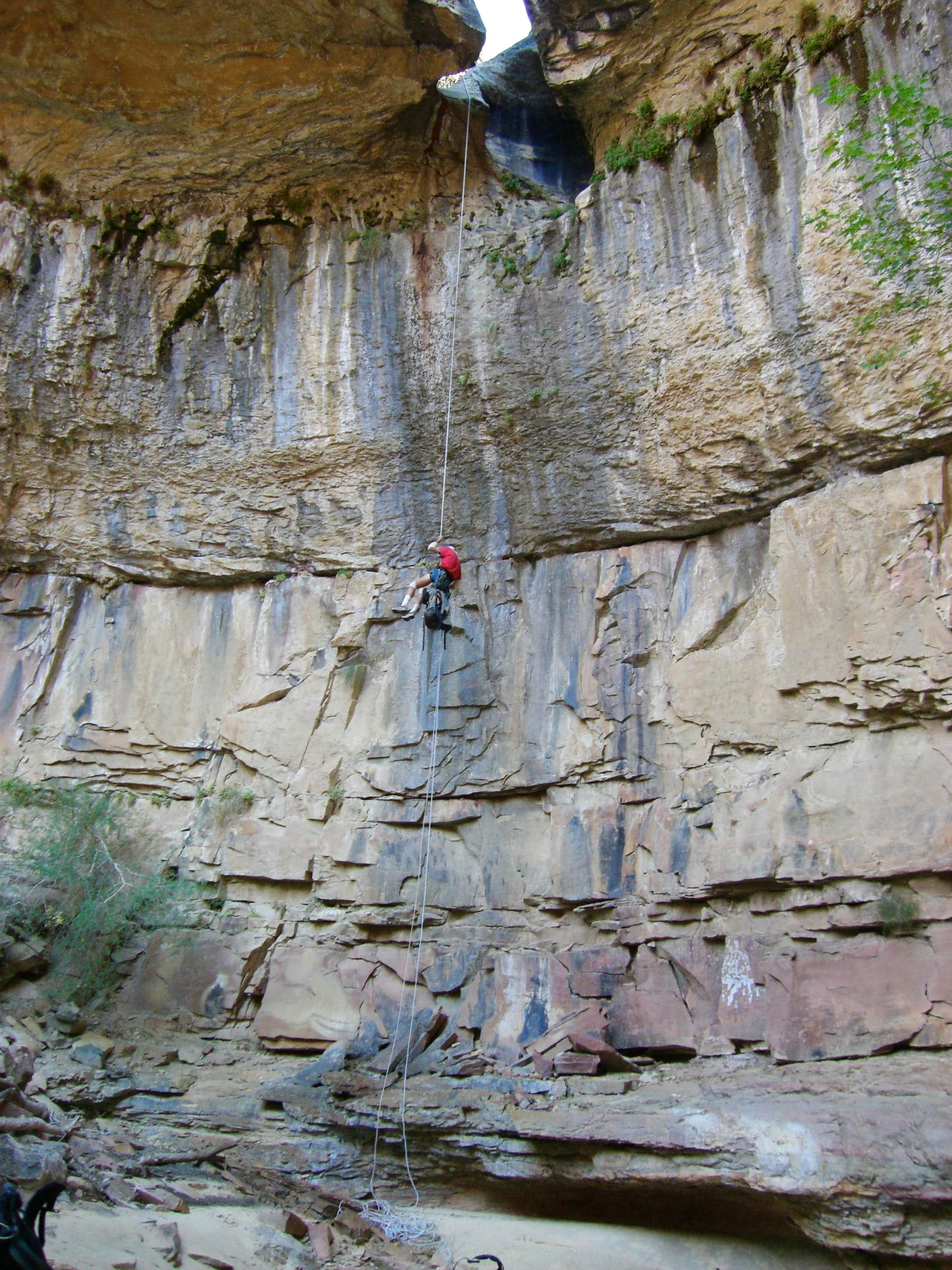 Scoggin Draw (Outlaw Arch Canyon)