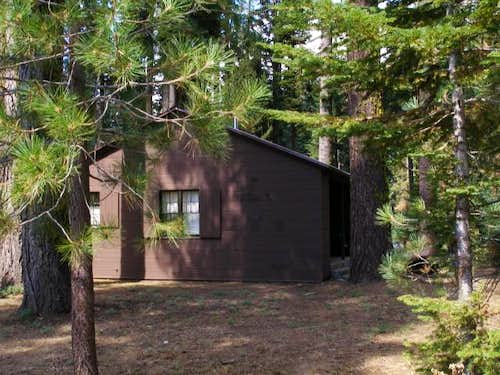 Quaking Aspen Cabin