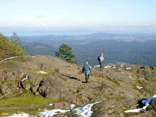 Finlayson summit view