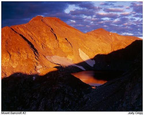 Mount Bancroft, Colorado