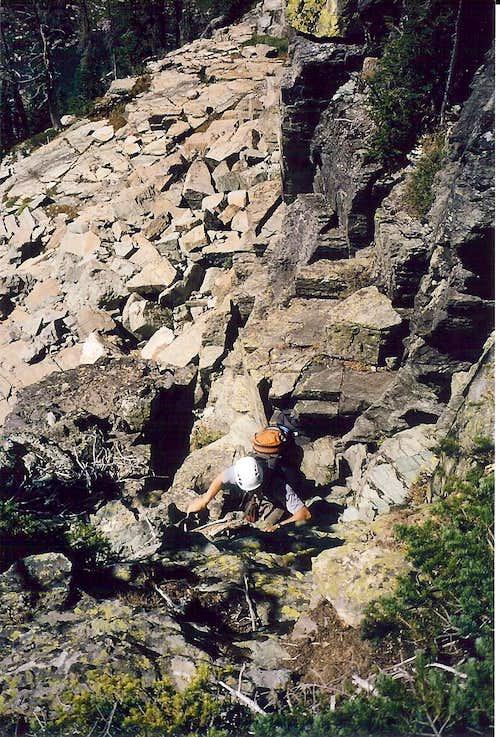 Lower E. Ridge