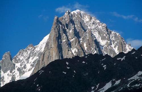 .Chamonix, Mont Blanc Range 2003 (1)
