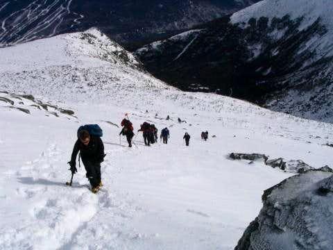 Lions Head Winter Route 1/06