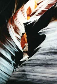 Antelope Canyon Curves