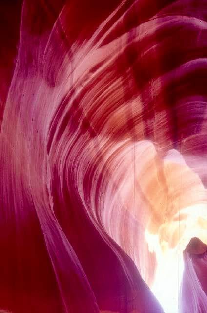 Antelope Canyon Pinks