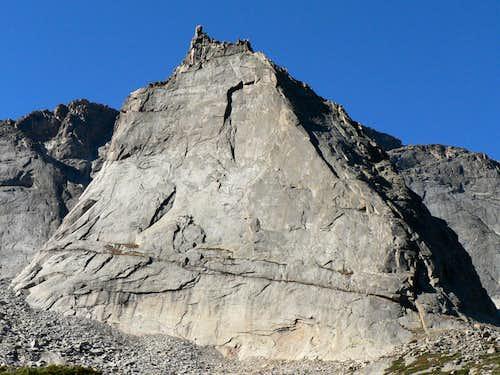 Spearhead, Sykes Sickle (5.10), Rocky Mountain National Park, Colorado