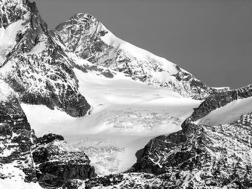 Il Grand Cornier (3962 m)