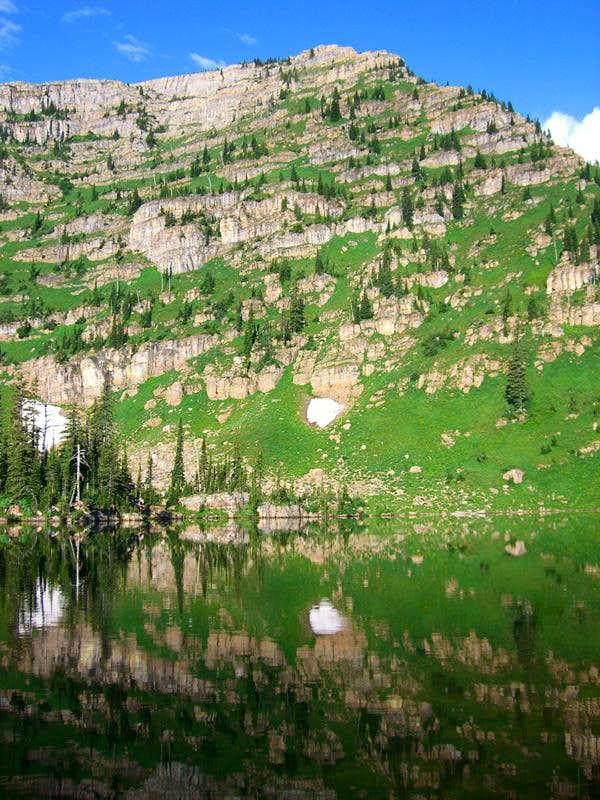 Mollman Lake (1st)