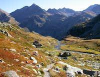 Il Vallone di Bellacomba - La Thuile