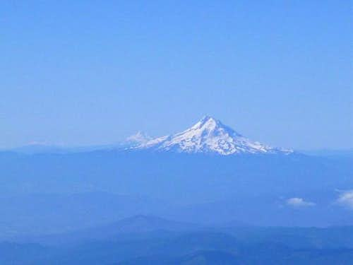 View of Mt. Hood from Mount...