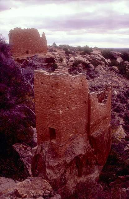 Hovenweep Holly Tower