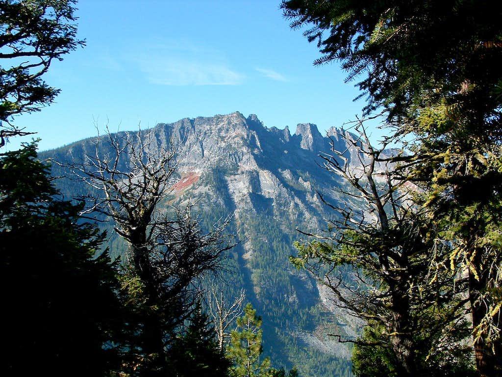 Bass Creek South Ridgeline