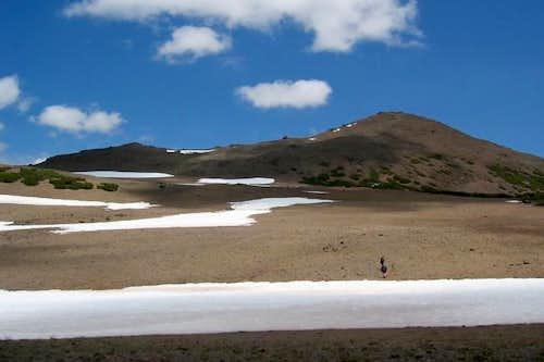 Sonora Peak on 21 June 2003...