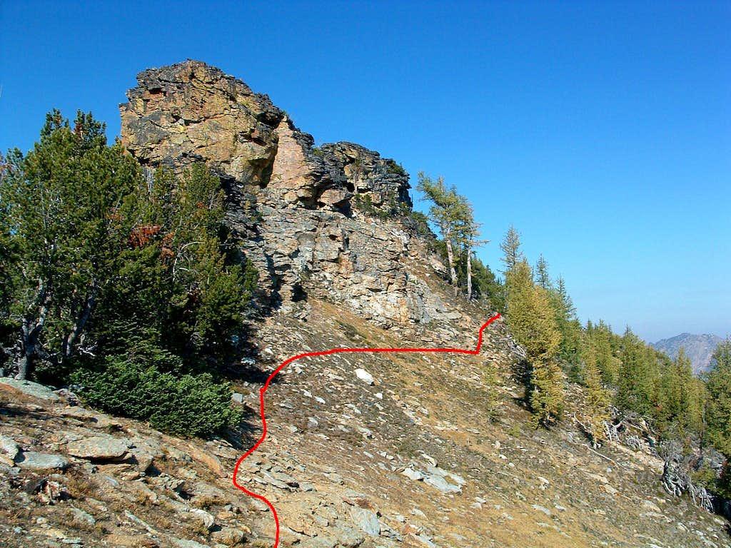 Bypass Rock Pile