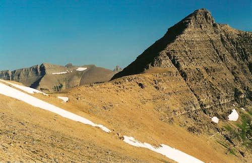 McClintock Peak
