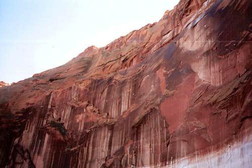 Desert Varnish Tapestry