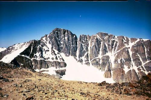 Granite Peak from...