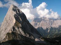 Sonnenspitze and Zugspitze