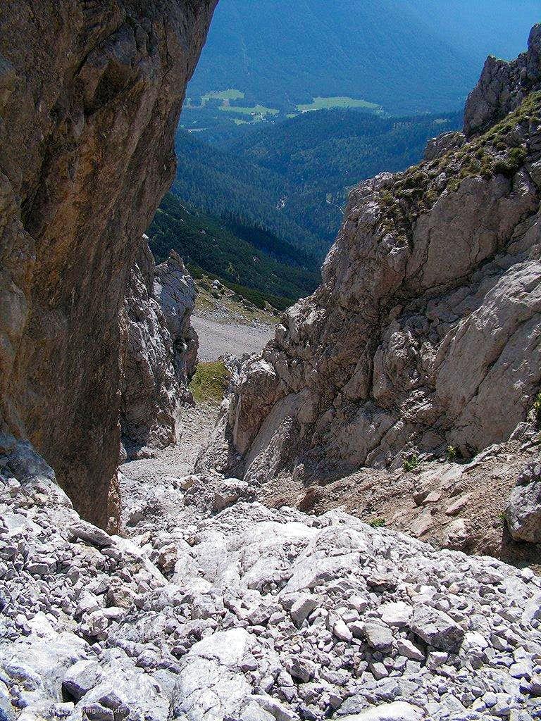 Yes, it' s steep...