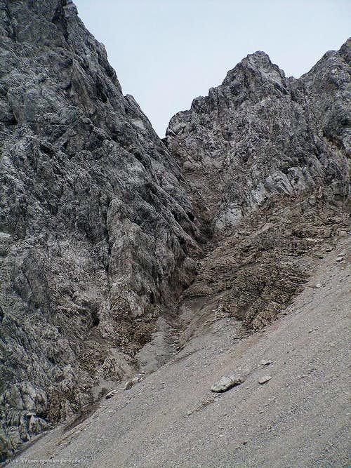 Ascent from the Schwärzkar