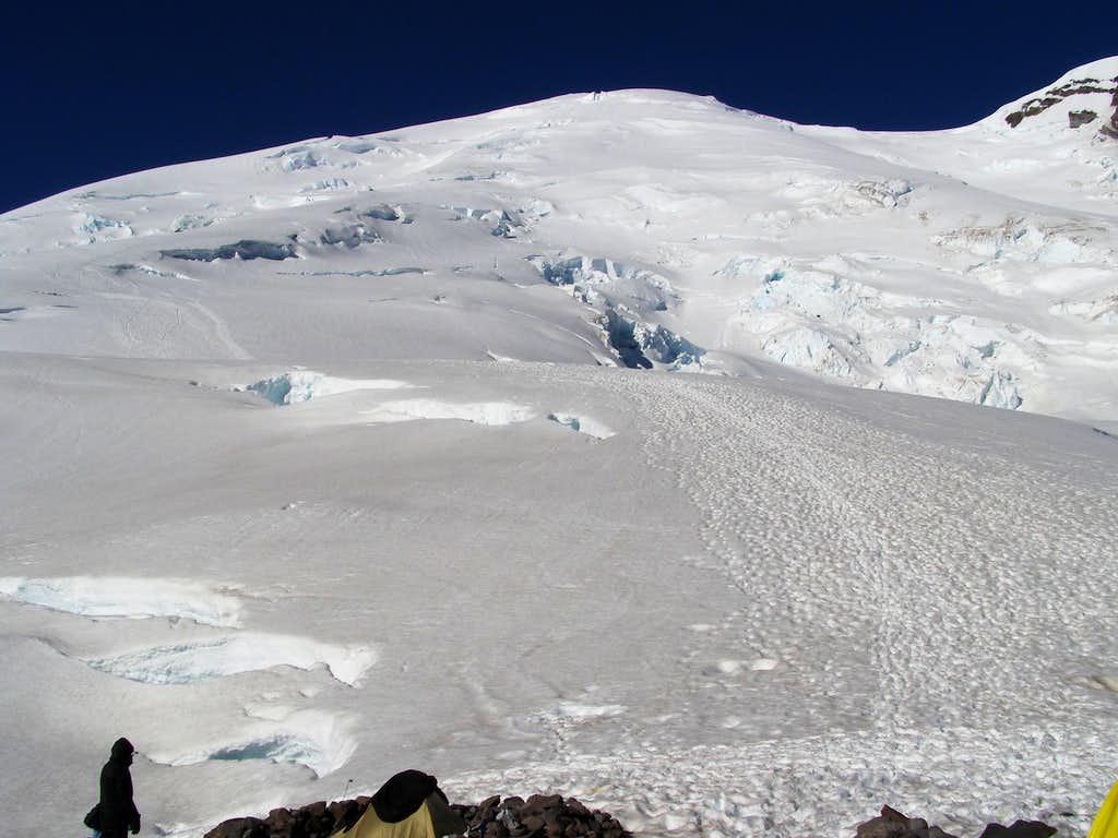 Winthrop glacier route