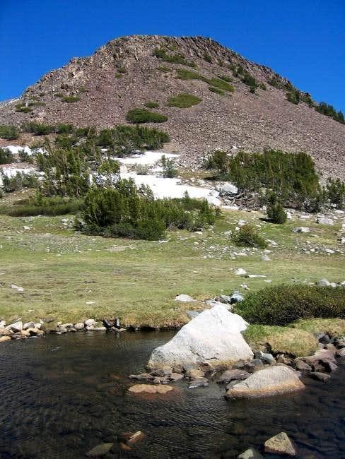 Gaylor Peak from near Upper...