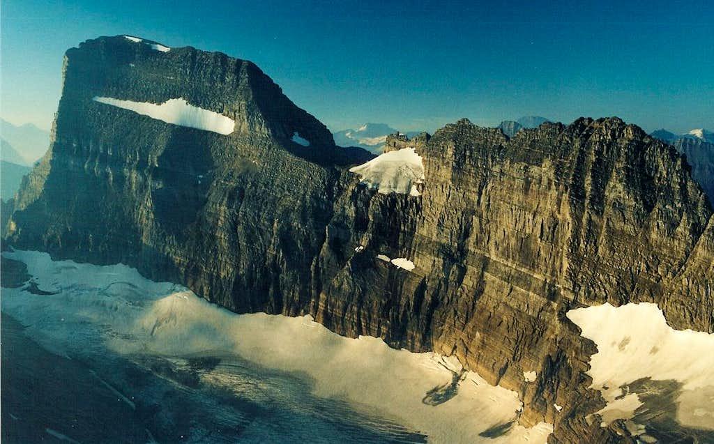 Mount Gould, Dawn