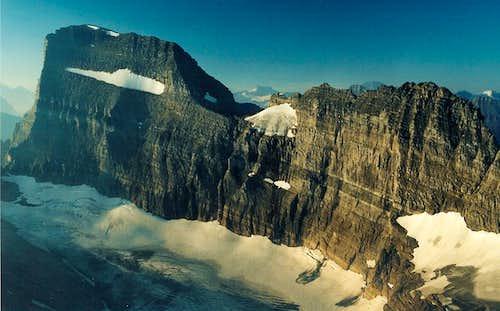 The Glaciers of Glacier