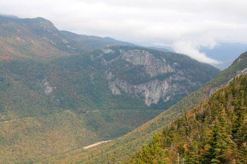 Cliffs of Mt Willard