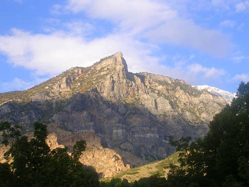 Squaw Mountain (Squaw Peak)