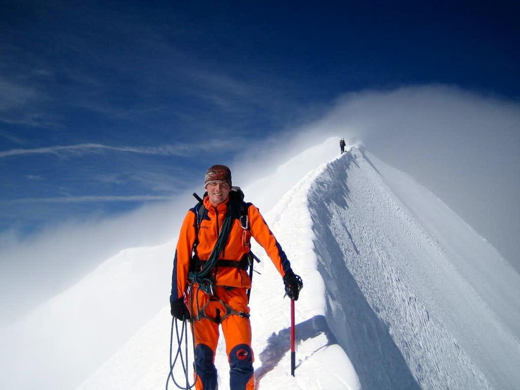 Mönch - Summit Ridge