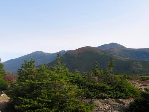 a few presidential peaks