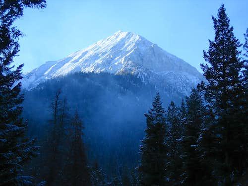 Pk 11238 Snowy Morning