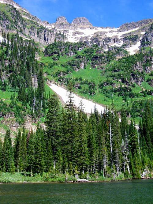Calowahcan Peak