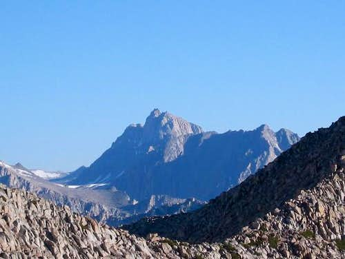 Mt. Humphreys seen from the...
