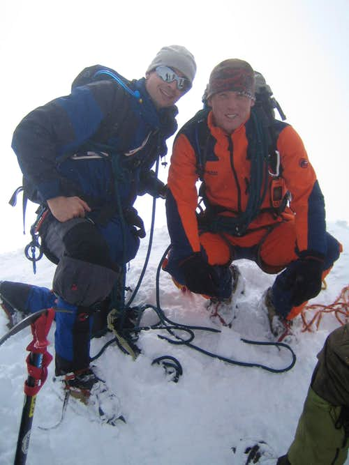 Mönch summit