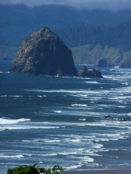 Northern Oregon Coast (Haystack Rock)
