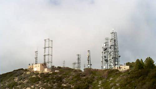 Summit of Mt. Lukens