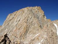 Approach from the East Arete