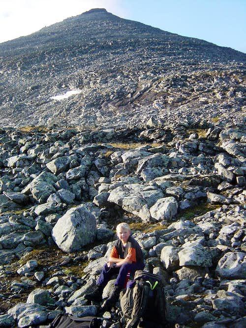 Nordre Skagastølstind