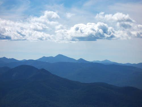 Algonquin Peak from Giant of the Valley