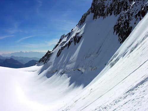 Tour Ronde (3792 m) versante est 20 settembre 2006
