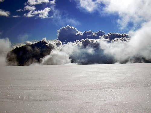 View from Hohbalmgletscher