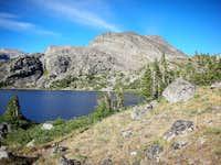Cloud Peak/ Bomber Mountain