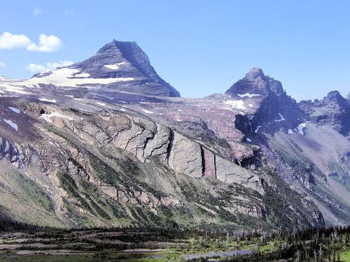 Edwards Mountain, Little Matterhorn